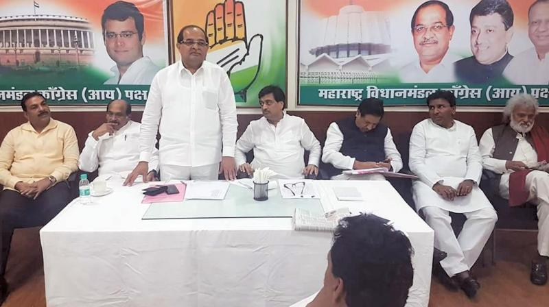 The party will finalise seat numbers that they want before presenting the formula to NCP.