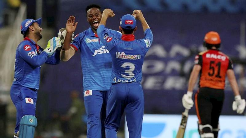 Pace spearhead Kagiso Rabada led a fine bowling display to end with excellent figures of 4/24, including picking up the big wicket of Virat Kohli. (File Photo | PTI)