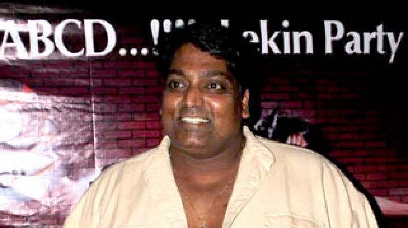 Ganesh Acharya (ANI photo)