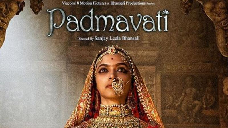 Padmaavat is set for release on January 25. (Photo: File)