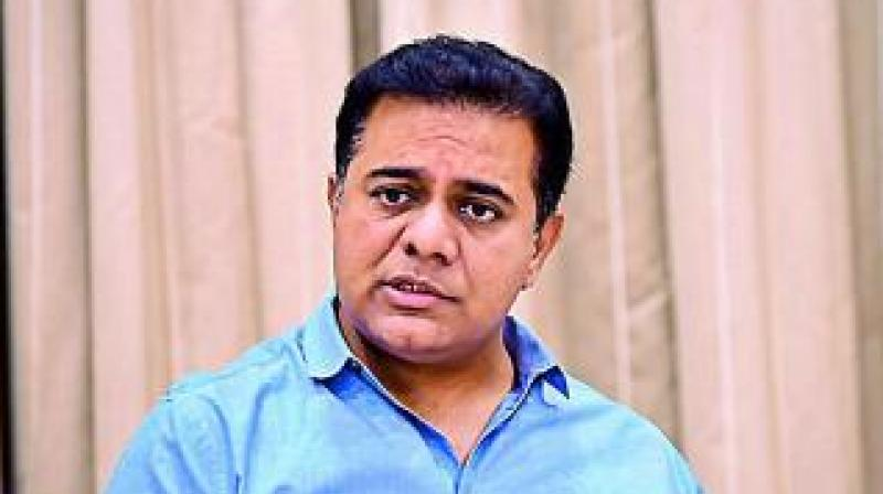 Popularly known as KTR, Rama Rao alleged that the BJP was day-dreaming of ruling Telangana. (Photo: File)