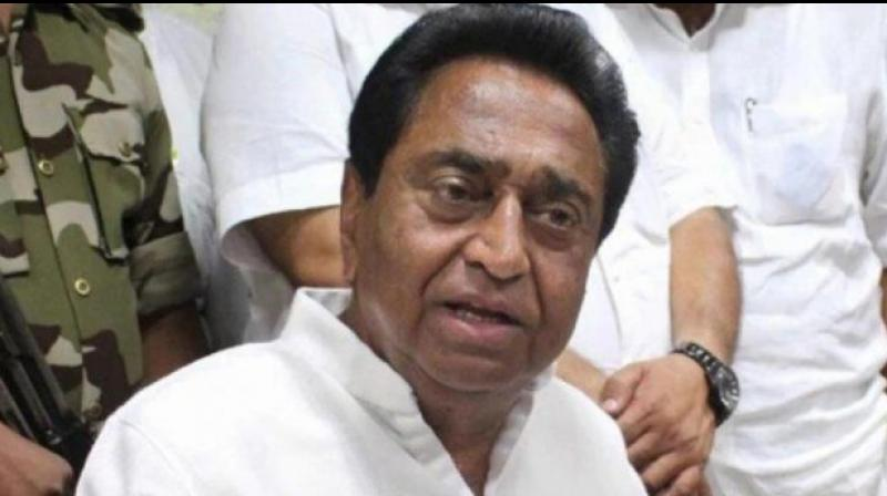 Kamal Nath (PTI file photo)