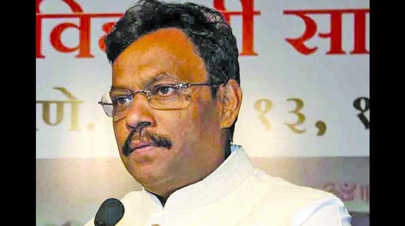 Tawde said the engine (MNS election symbol) has stopped working and he (Thackeray) was trying to start it with with help from other parties. (Photo: File)