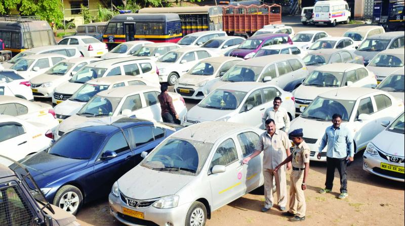 The proposal before the Cabinet was to hike the cess rate on these cars to 25 per cent. (Photo: Deepak Kurkunde)