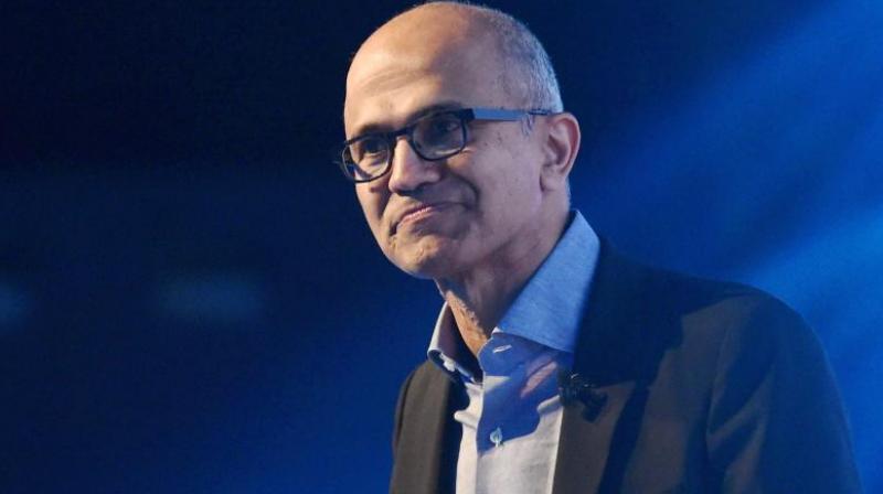 Microsoft CEO Satya Nadella (Photo: PTI)
