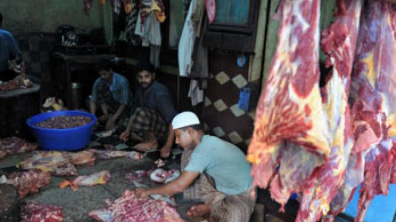 The ban on legal as well as illegal abattoirs was one of the main agendas of the BJP manifesto in the recently concluded elections. (Representational Image)