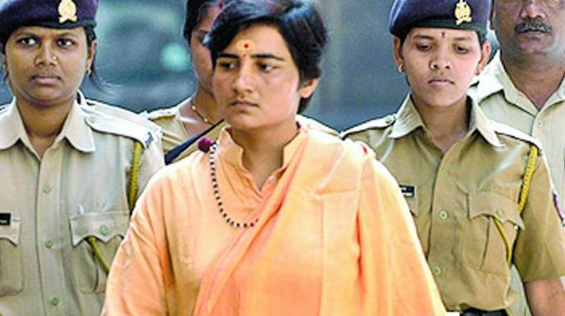 The NIA had informed the court that it had no objection to the court granting bail to Thakur. (Photo: File)