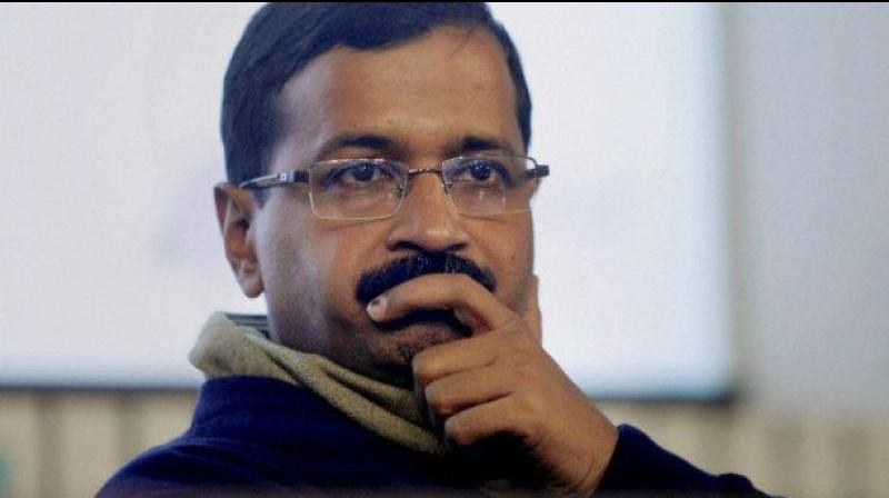 Delhi Chief Minister Arvind Kejriwal on Sunday described the Pulwama terror attack as an assault on the nation. (File Photo)
