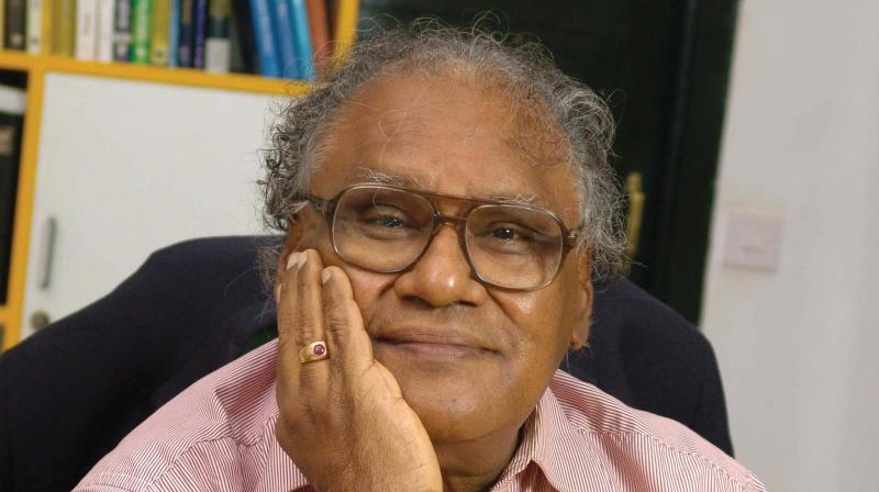 Prof. C.N.R. Rao