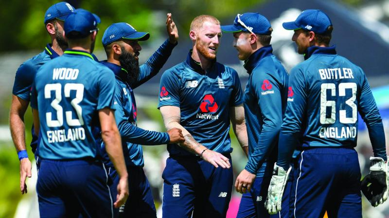 England — the pioneers of one-day cricket as a professional sport — have taken part in every World Cup since staging the inaugural men's event in 1975.(Photo: AFP)