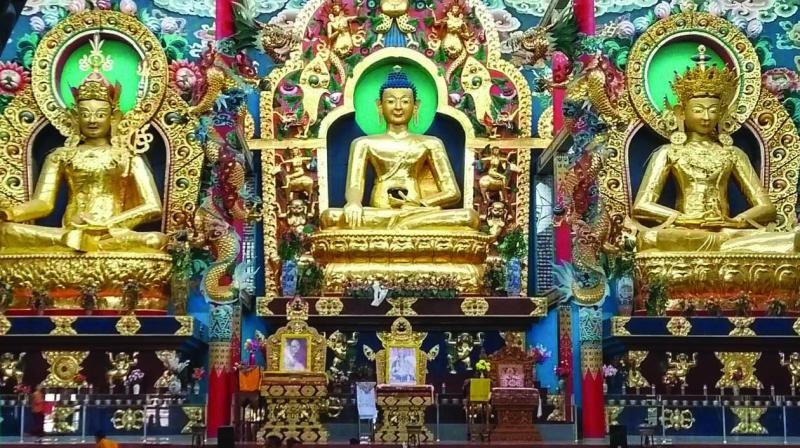 Namdroling Monastery