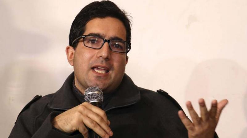 Former IAS officer Shah Faesal on Saturday said that his recently formed party, Jammu and Kashmir Peoples Movement (JKPM), will not contest the upcoming Lok Sabha polls, but asked the people to vote in large numbers for electing the 'right candidates'. (Photo: File)