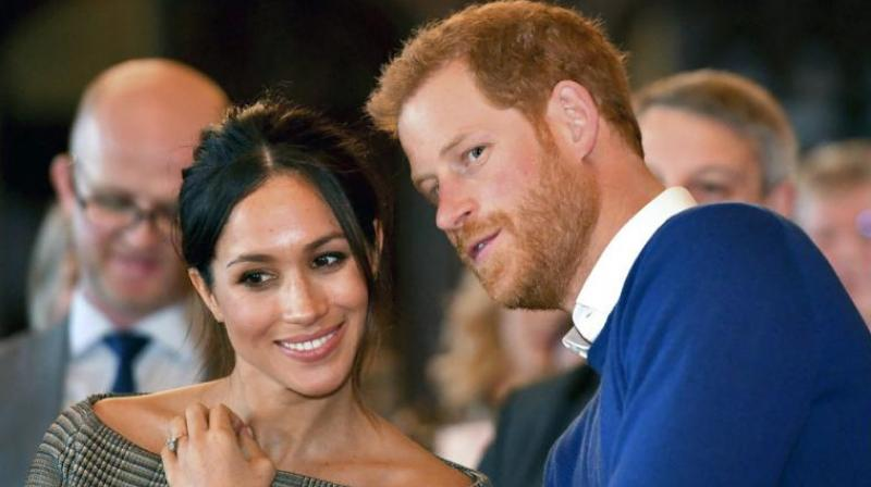 When their relationship was first revealed in 2016, Harry issued a strongly-worded statement against media harassment of his mixed-race girlfriend. (Photo: File)
