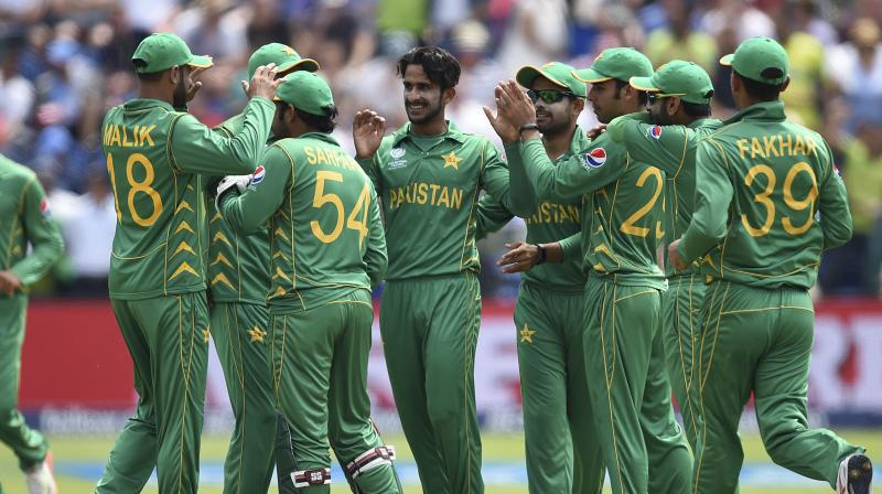 Sent in on a used pitch after Pakistan captain Sarfraz Ahmed won the toss, England found runs hard to come by, with no batsman making a fifty.(Photo: AP)