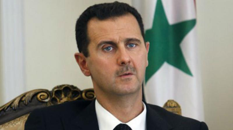 Assad described India's stand on the Syrian war as one based on international law and the UN Charter, and independent of those countries that sought to pressure New Delhi to end all ties with Syria. (Photo: AFP)