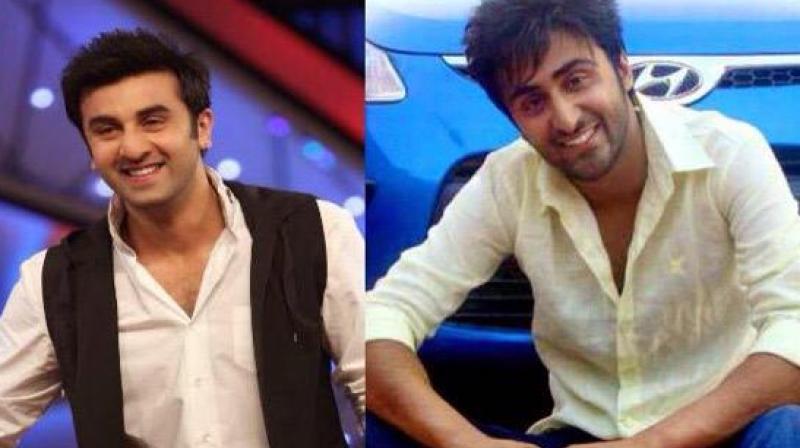 Tell them apart: Junaid Nissar Shah and Ranbir Kapoor.