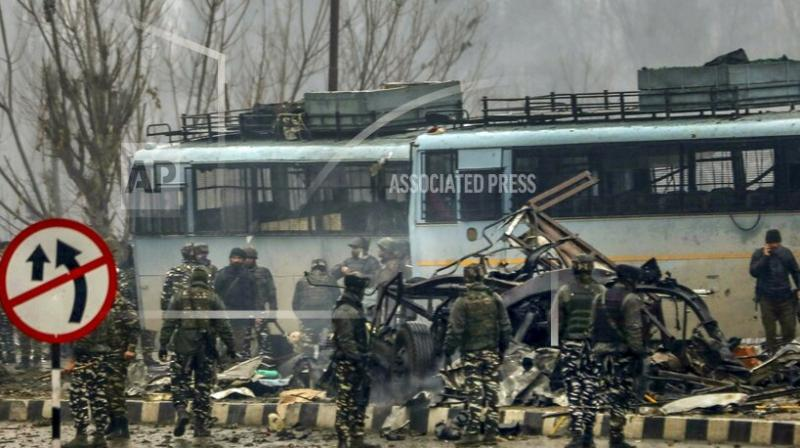The involvement of terror group Jaish-e-Mohammed in Thursday's attack in Jammu and Kashmir has raised questions about the role and involvement of Pakistan's spy agency ISI. (Photo:AP)