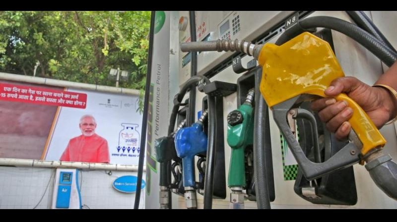 Fuel prices differ from state to state depending on the incidence of local taxes such as VAT and freight charges. (Photo: File/PTI)