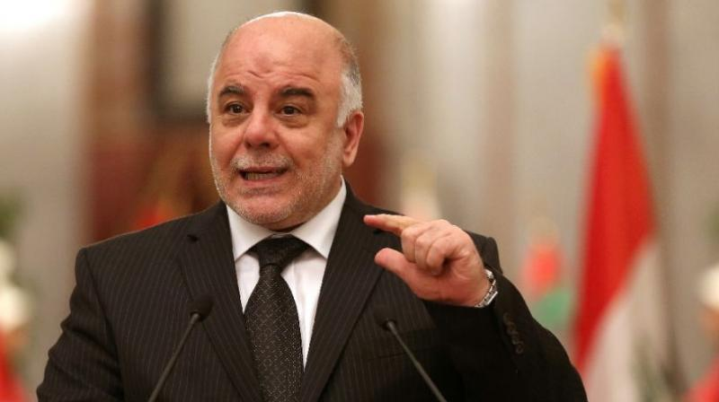 Iraqi Prime Minister Haider al-Abadi (Photo: AFP)