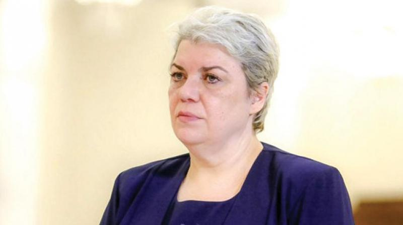 The party's pick to lead the new government was Sevil Shhaideh, a close associate of PSD power broker Liviu Dragnea who was ruled out of the job due to a criminal conviction over a 2012 referendum rigging case. (Photo: AP)