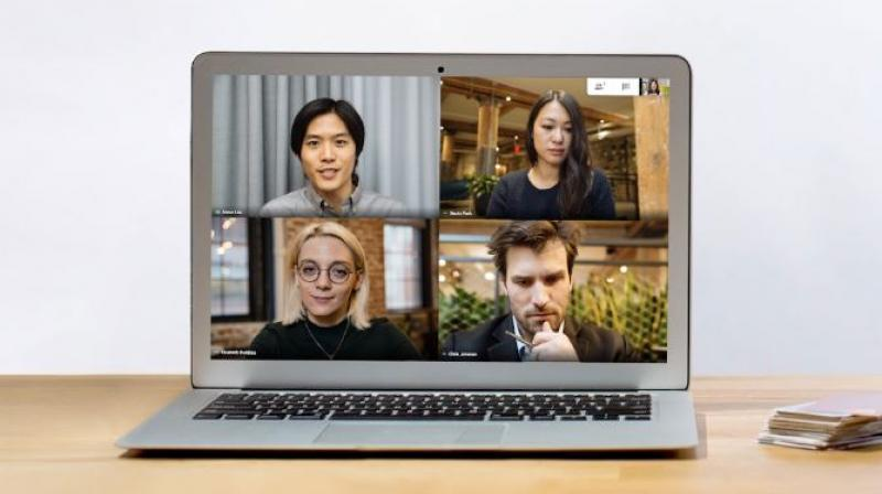 """Google said in a blog post that it has """"invested years in making Meet a secure and reliable video conferencing solution that's trusted by schools, governments and enterprises around the world."""""""