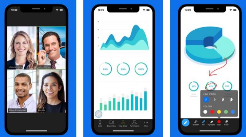 Zoom, which boasts 300 million users, had the luck to be in the right place at the right time just as millions of employees around the world suddenly found themselves ordered to work from home.