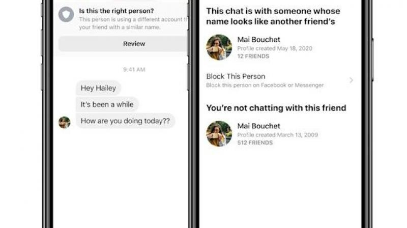 The feature began rolling out to the Messenger app tailored for Android-powered smartphones in March and will head to Messenger on iPhones next week, according to Facebook. (Photo | Facebook)
