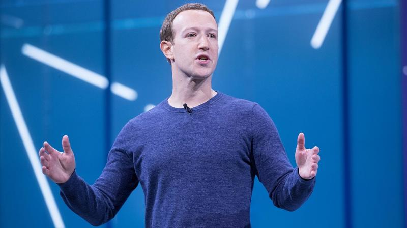 """Zuckerberg described preventing electoral interference as a """"little bit of an arms race"""" against countries such as Russia, Iran and China. (Photo 