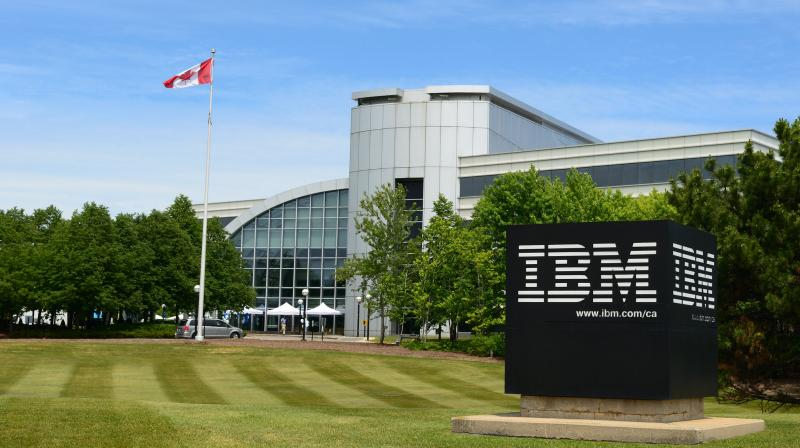 IBM has struggled to compete with top cloud rivals Amazon, Microsoft and Google.