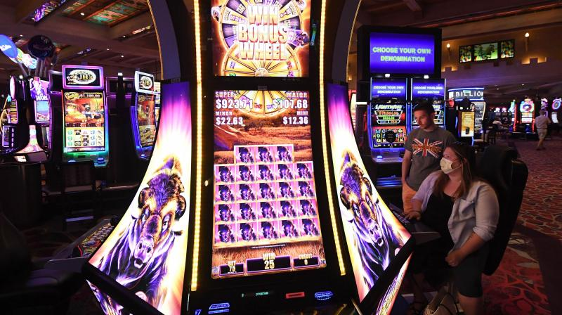 Presently, a small number of casinos use such payments, which include debit or credit cards, as well as apps like Apple Pay, Google Pay, and PayPal. Wider acceptance of these options has long been a goal of the gambling industry. (Photo | AFP)