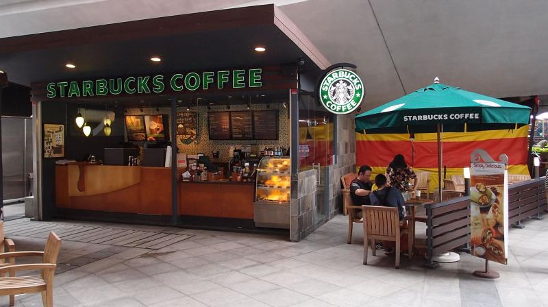 Starbucks, which employs large numbers of racial minorities in the US, has itself faced criticism over its handling of racial issues. (Photo | Wikimedia Commons)