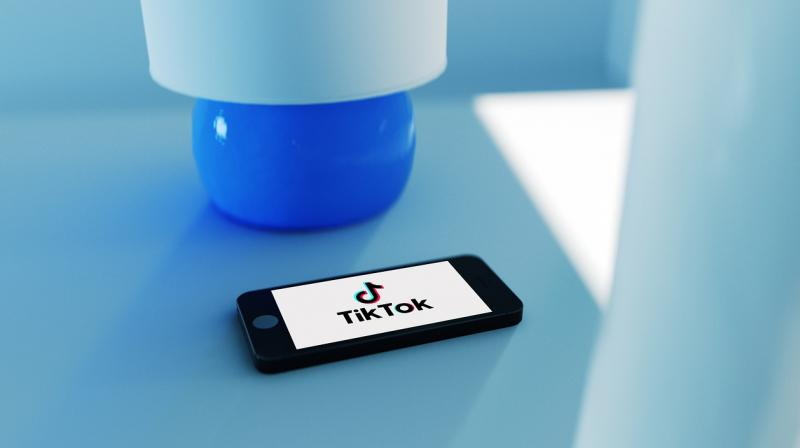 Trump last week had said he is considering banning the wildly popular TikTok app as a way to punish China over the coronavirus pandemic. (Photo | Pixabay - Motion Stock)