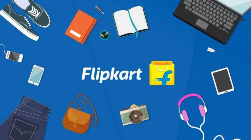 Fresh capital will help Flipkart further grow its e-commerce marketplace in India as the world's second-largest internet market begins to recover from the COVID-19 crisis, Flipkart said. (Photo | Facebook - Flipkart)