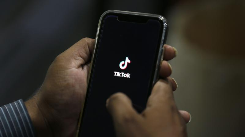 The TikTok 'creator fund' will be open in August to US applicants 18 years or older who have a platform following, and post original content in line with its community guidelines. (Photo | AP)