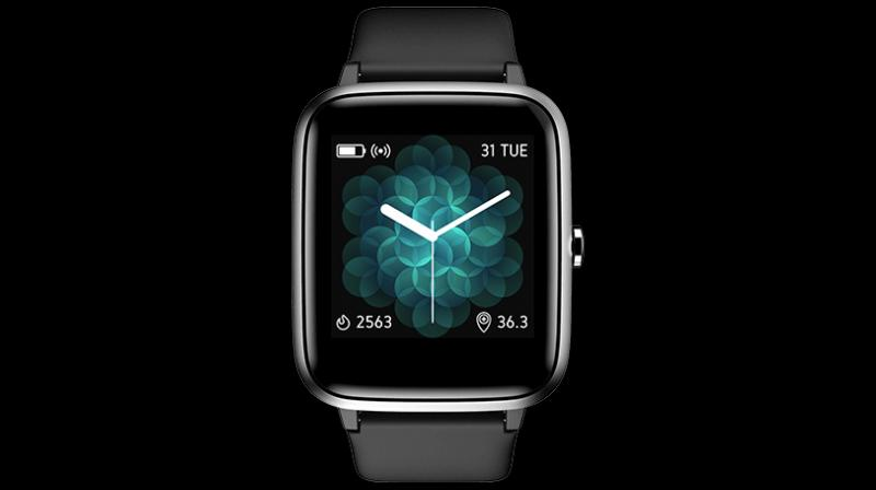Noise says the ColorFit Nav also comes with 24x7 heart rate monitoring, cloud-based and customisable watch faces, and IP68 water resistance. (Representative Image  - Noise ColorFit Pro 2)