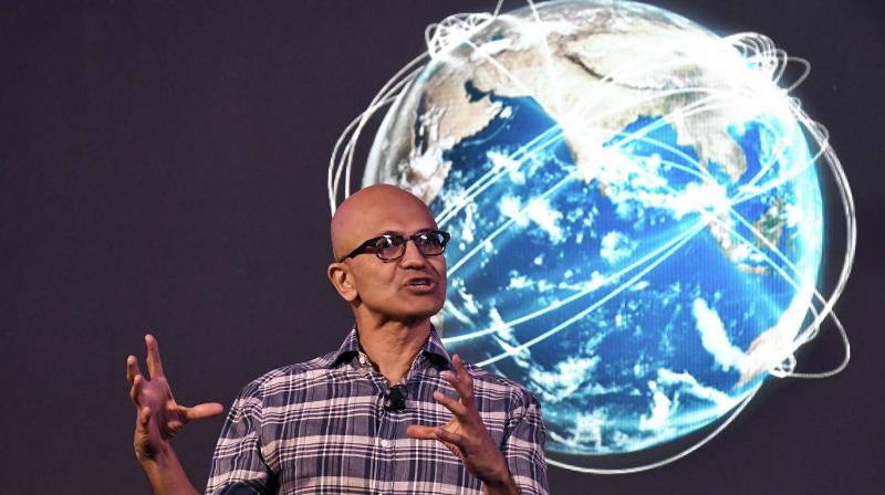 """Following a conversation between Microsoft CEO Satya Nadella and President Donald J Trump, Microsoft is prepared to continue discussions to explore a purchase of TikTok in the United States,"" the company said in a statement. With TikTok, Microsoft will be making its first foray into social media, a sphere that has grown as people seek to connect amid the restrictions imposed by the pandemic on physical interactions. (Photo 