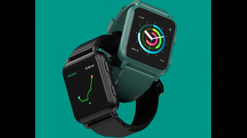 The feature-packed Noise ColorFit NAV is great for those who need a bit of motivation to get fit.
