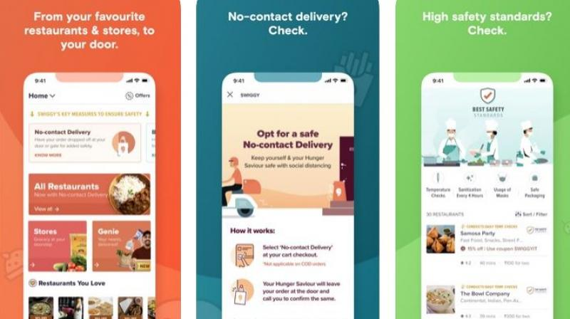 With Instamart, Swiggy promises fastest deliveries (30-45 minutes), day and night serviceability (7 am-12 midnight), and a wide range of categories such as instant meals, snacks, ice creams, beverages, fruits & vegetables.