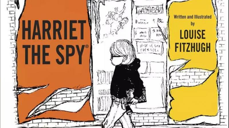 Harriet wants to be a writer, and in order to be a good writer she needs to know everything, and in order to know everything, she has to be a spy.