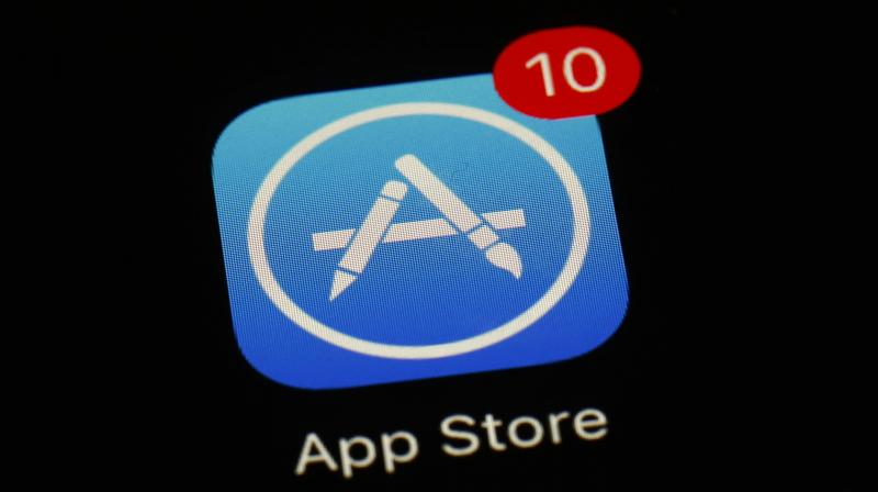 Facebook said it would not collect any fees from paid online events that educators, entertainers, or others can host due to a fresh addition to the platform, but that Apple declined to back off from its standard share of transactions which are handled through the App Store. (Photo | AFP)