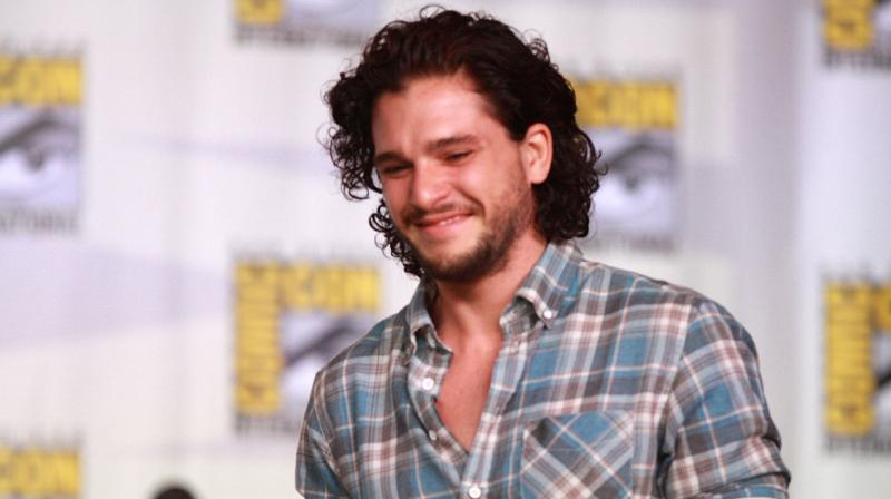 Kit Harington was announced as joining the Marvel family in 2019. He will be playing 'Black Knight' Dane Witman in 'Eternals'. (Photo | Wikimedia Commons - Gage Skidmore)