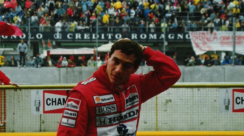 The Netflix mini-series will start with Ayrton Senna's career debut, when he moved to England in order to compete on the F1600 and end with his death at the 1994 accident in Imola, Italy, during the Grand Prix of San Marino. (Photo | Gabriele)