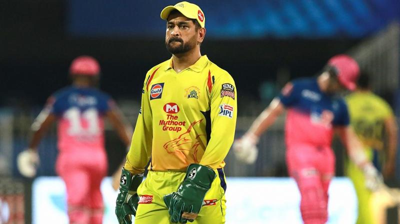 The replays showed that neither did Curran edge the ball nor did Dhoni catch it cleanly, as it bounced before entering his gloves. The decision was overturned but the veteran skipper looked very unhappy and was seen arguing with Shamshuddin for going for a referral after giving his decision. (Photo | PTI)