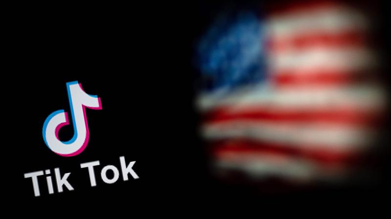 The Trump administration order had sought to ban new downloads of TikTok (owned by ByteDance) from midnight (0400 GMT Monday) but would allow use of TikTok until November 12, when all usage would be blocked. The judge denied TikTok's request to suspend the November 12 ban. (Photo | AFP)