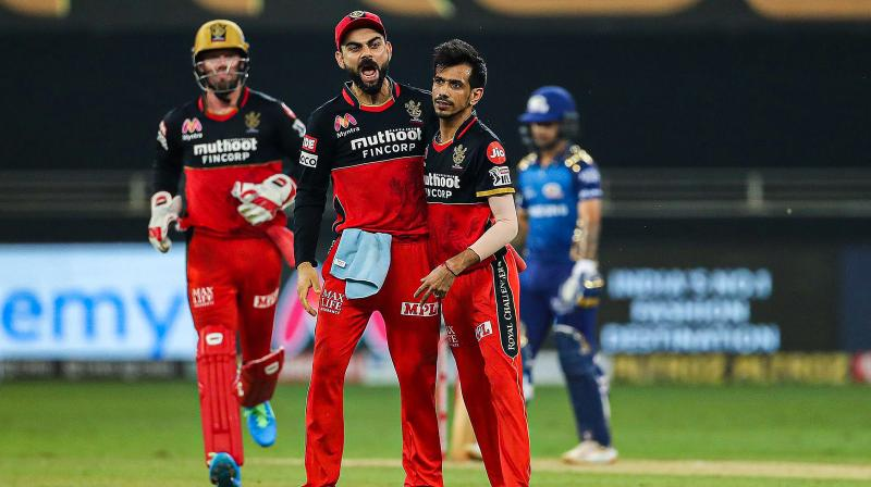 Virat Kohli after three bad matches did the needful in the end as Jasprit Bumrah coudn't defend a seven-run target with India captain winning it with a last ball boundary. (Photo | PTI)