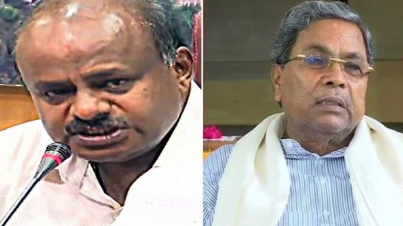 This comes hours after Siddaramaiah said that if Congress wins 15 seats in by-polls BS Yedyurappa has to give resignation and the Congress will go for a fresh election without an alliance with the JD-S. (Photo: File)