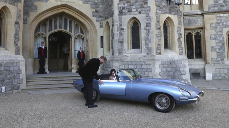 The E-type was built between 1961 and 1975, and described by Enzo Ferrari as