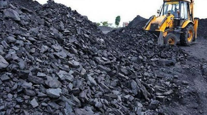 Coal India's net profit increased as its tax outgo declined significantly to Rs 754.25 crore from Rs 2,031.71 crore in the year-ago quarter. (Representational Image)