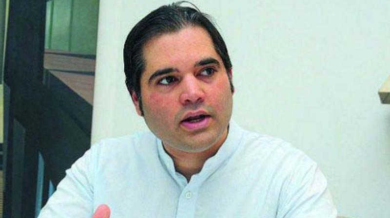 Varun Gandhi contested and won the 2014 national election from the Sultanpur parliamentary constituency.  (Photo: PTI | File)