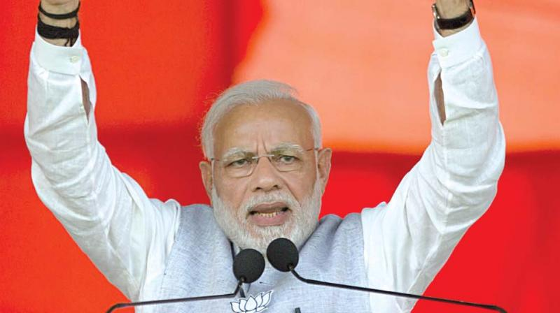 Narendra Modi (Photo: PTI )